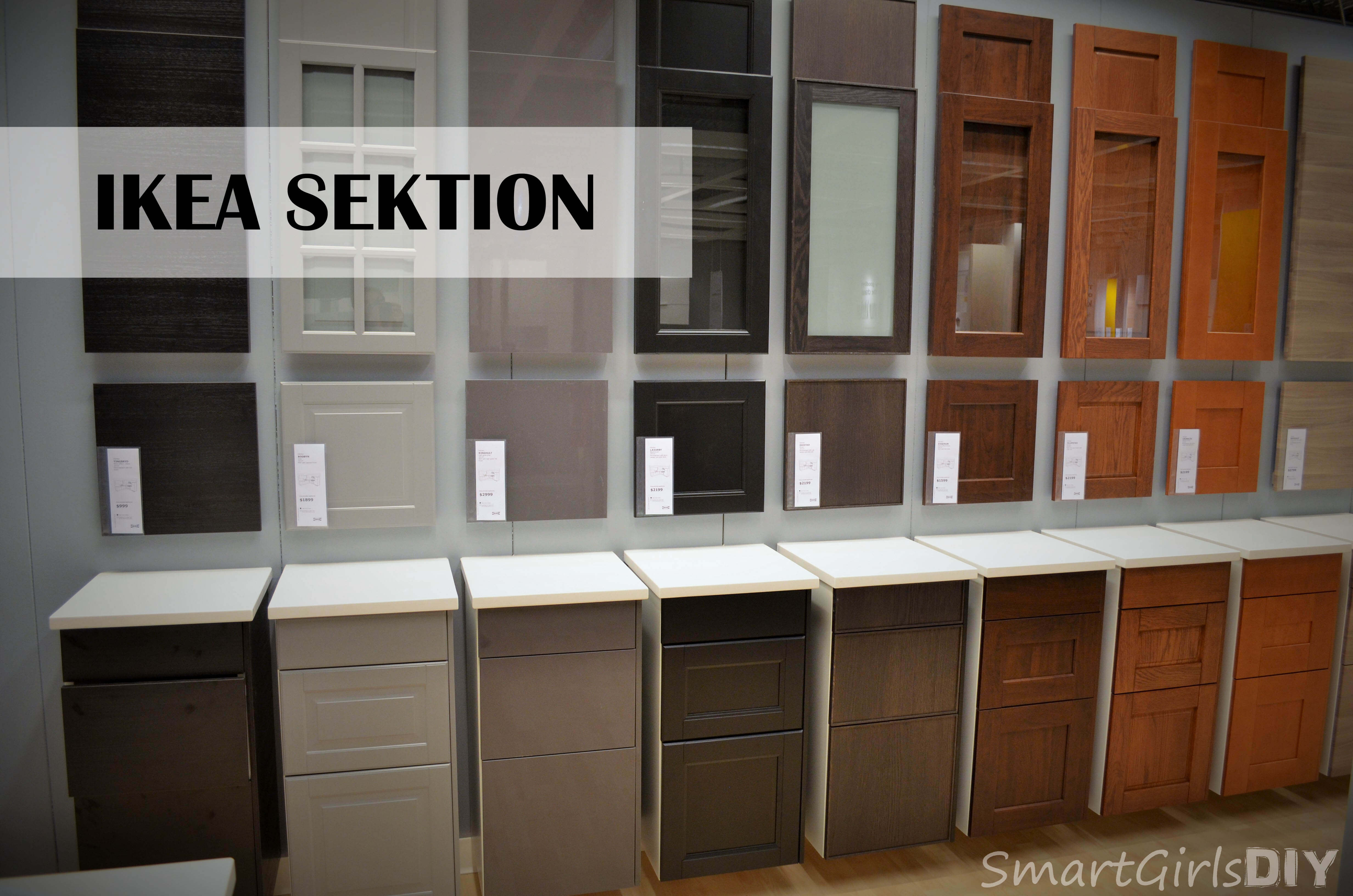 Ikea Kitchen Cabinet Color Choices