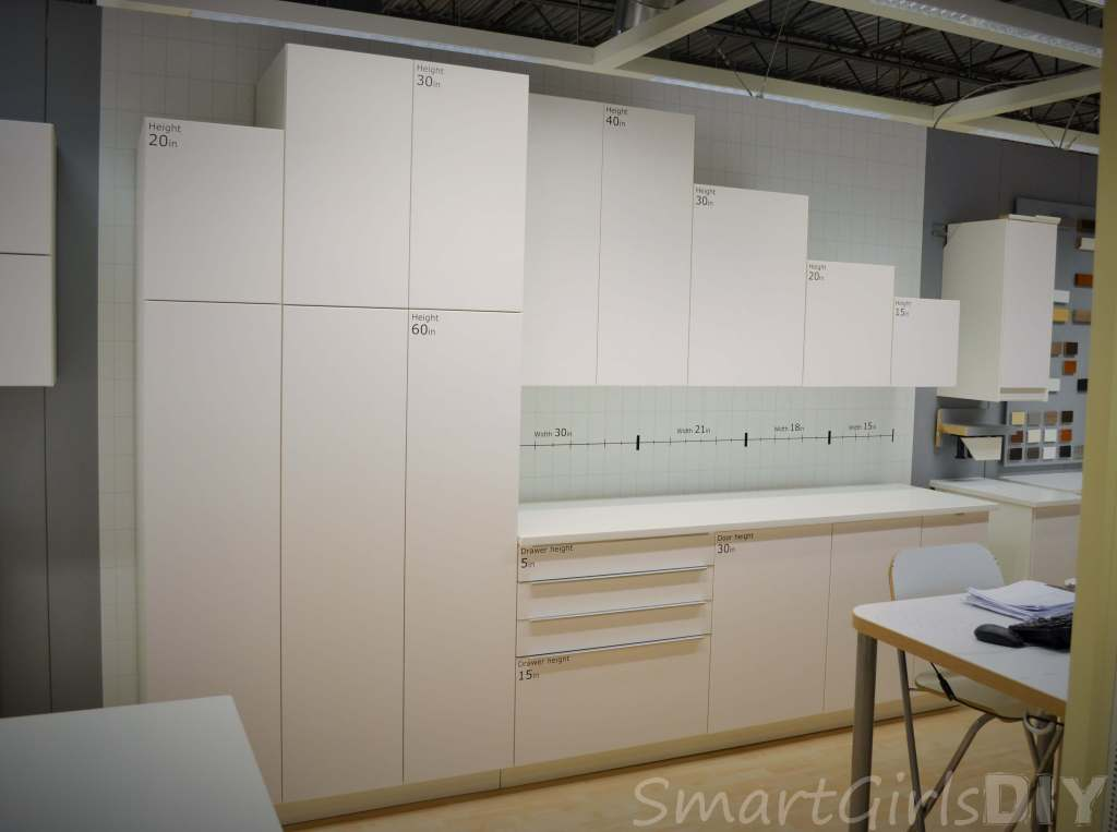 SEKTION modular cabinet design