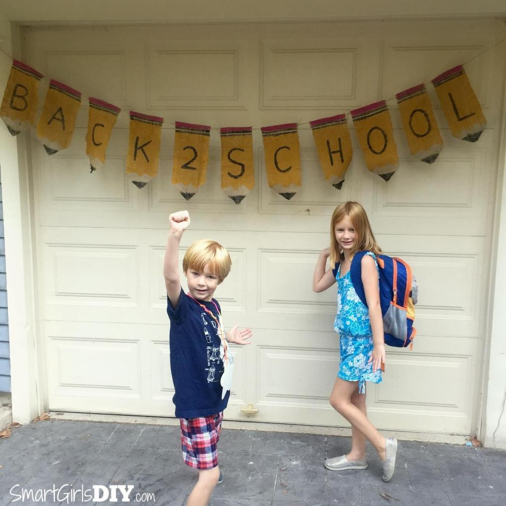 1st day of 1st and 2nd grade