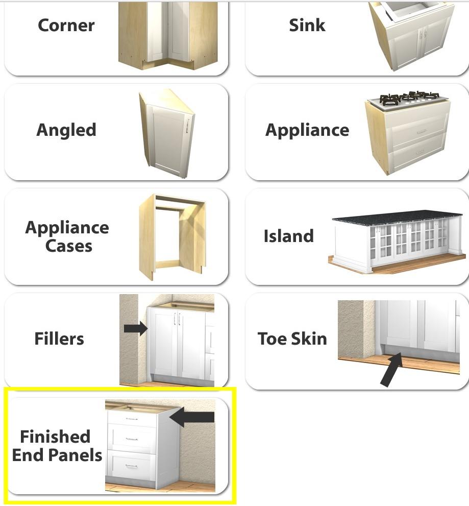 Ordering barker cabinets part 2 for Barker kitchen cabinets
