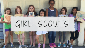 Smart Girls DIY blogs about all her crazy adventures as a Girl Scout troop leader