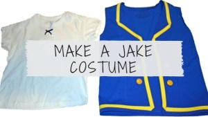 How to make a Jake and the Neverland Pirates costume for any age