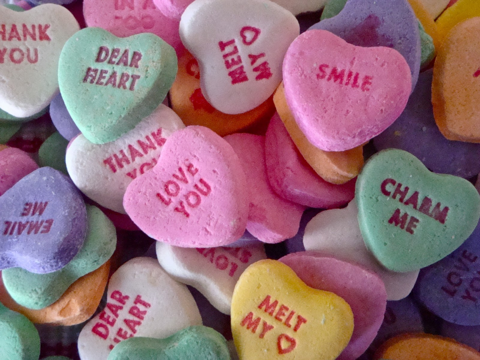 From Saintly Starts To Candy Hearts