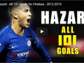Eden Hazard all 101 Goals for Chelsea from 2012-2019