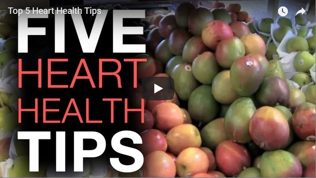 Healthy guide and tips for your heart