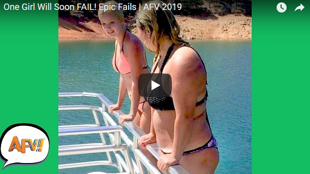 Videos of fails, funny fails, bloopers
