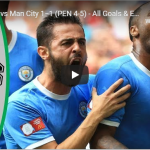 Liverpool and Manchester City Community Shield 4/8/19