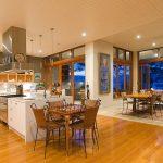 Kitchen Indoor Warm Lighting New Build Geelong Electrician