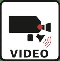 Piktogram af Video