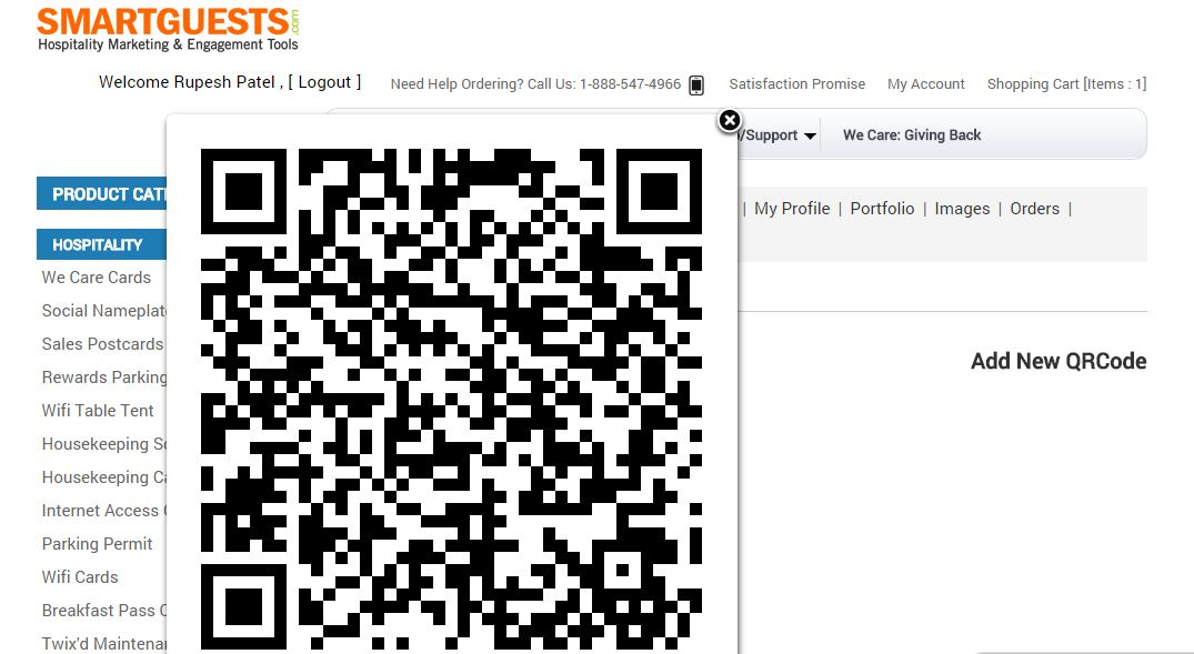 How to Create Free QR Codes for Your Hotel Marketing