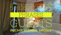 5 Hospitality Phrases Guests Remember Most - by SmartGuests