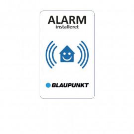 Blaupunkt 8 stk klistermærker