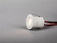 Core Smart LED-minidownlight 15° Hvid 3000K, 25 lm Ra>90, SDCM3, 1,2W, 350mA. Klemrække 4x0,2-0,75mm2. PROFESSIONEL