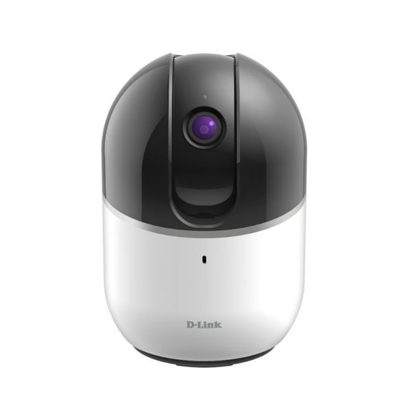 D-link - Wifi Ip Kamera Til Overvågning - Dcs-8515lh - Hd-ready - Hvid Sort