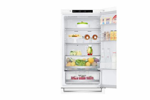 LG Gbb71swemn Køle-fryseskab - Hvid