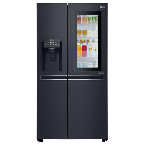 LG Gsx960mcvz Amerikanerkøleskab - Sort