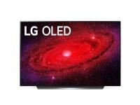 LG OLED55CX, 139,7 cm (55), 3840 x 2160 pixel, OLED, Smart TV, Wi-Fi, Sort, Sølv