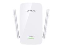 Linksys RE6300 - WiFi-rækkeviddeforlænger - 802.11ac - Dobbeltbånd
