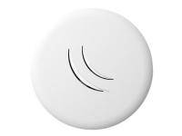 MikroTik RouterBOARD cAP lite - Trådløs forbindelse - Wi-Fi - 2.4 GHz - DC strøm - i loftet