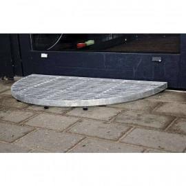 Millarco Home Skraberist - Halvrund Galv - 40x80cm