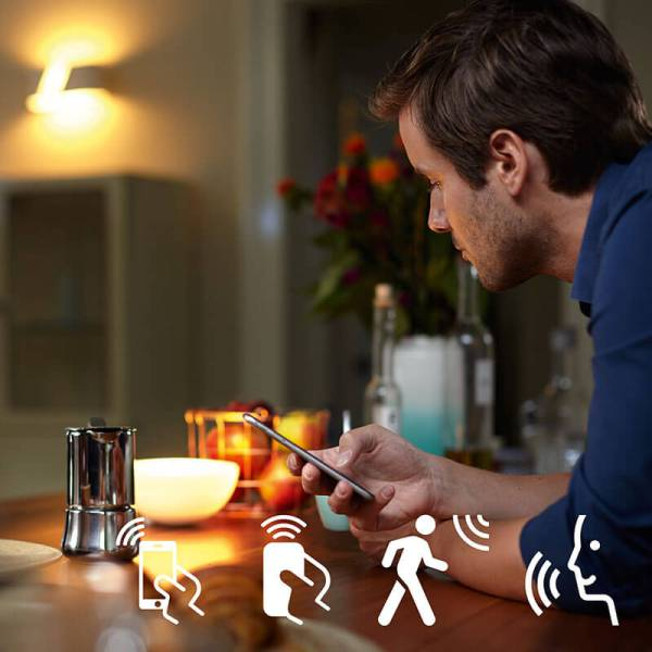 Philips Hue E27 Ambiance - 2 pack