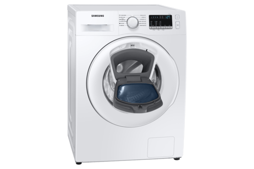 Samsung Ww70t4541te Vaskemaskine - Hvid