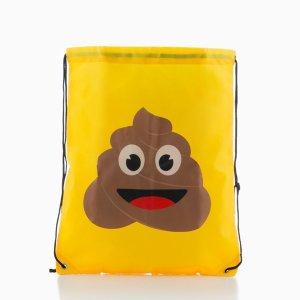 Smileys Rygsæk Med Træksnor - Poo