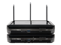 SonicWall SOHO 250 Wireless-N - Advanced Edition - sikkerhedsudstyr - med 1 års TotalSecure - GigE - Wi-Fi - 2.4 GHz, 5 GHz