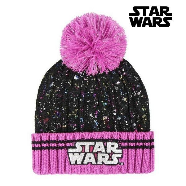 Star Wars Hue Til Børn - Pink Og Sort