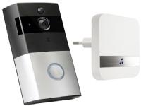 Videodørklokke med wi-fi og app