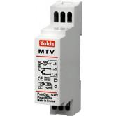 Yokis - Lysdæmper med soft start/stop til din-skinne MTV500M