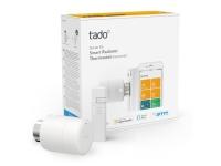 tado° Smart Radiator Thermostat V3+ Starter Kit - inkl. 1 Bridge