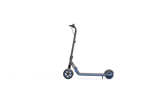 Ninebot By Segway E10 Løbehjul - Sort
