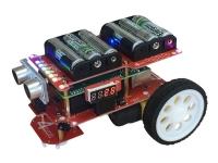 4tronix Pi2Go Mk2 Robot - Gør det selv-sæt