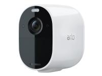 Arlo Essential - Netværksovervågningskamera - udendørs, indendørs - vejrbestandig - farve (Dag/nat) - 1920 x 1080 - 1080p - audio - trådløs - WiFi -