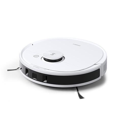 Ecovacs Deebot N8 Pro Robotstøvsuger - Hvid