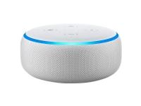 Amazon Echo Dot - 3rd Generation - smart højttaler - Bluetooth, Wi-Fi - sandsten