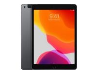 Apple 10.2-inch iPad Wi-Fi + Cellular - 8. generation - tablet - 128 GB - 10.2 IPS (2160 x 1620) - 3G, 4G - LTE - space grey