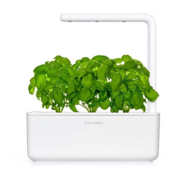 Click and Grow Smart Garden 3 Start kit - Hvid