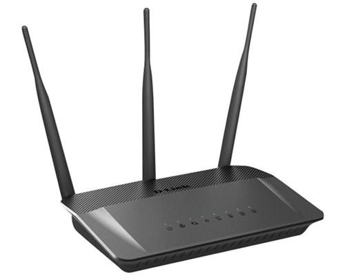 D-link Dir-809 Trådløs Router