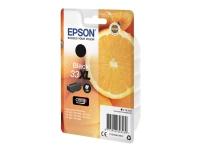 Epson 33XL - 12.2 ml - XL - sort - original - blister - blækpatron - for Expression Home XP-635, 830 Expression Premium XP-530, 540, 630, 635, 640,