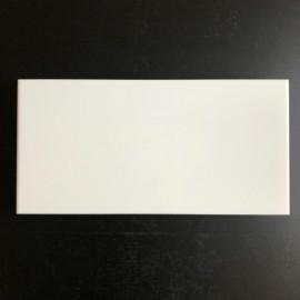 Modul Hvid Mat væg 14,8x29,8 cm