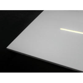 Piccadilly Hvid Blank 30x120 cm