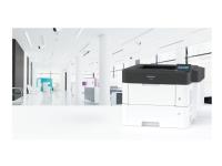 Ricoh 800 - Printer - S/H - Duplex - laser - A4 - 1200 x 1200 dpi - op til 55 spm - kapacitet: 500 ark - USB 2.0, Gigabit LAN, Wi-Fi(n), NFC