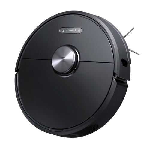 Roborock S6 Black Robotstøvsuger - Sort