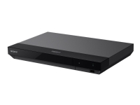 Sony UBP-X700 - 3D Blu-ray-skivespiller - Eksklusiv - Ethernet, Wi-Fi - sort