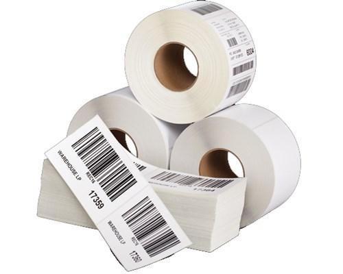 Zebra Etiketter 8000t All-temp 102x165mm 4-pak
