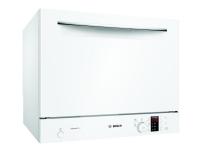 Bosch Serie   4 ActiveWater Smart SKS62E32EU - Opvaskemaskine - fritstående - bredde: 55.1 cm - dybde: 50 cm - højde: 45 cm - hvid