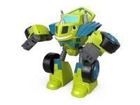 Fisher-Price Blaze and the Monster Machines Transforming Robot Rider Zeg, Flerfarvet, Dreng/Pige, Formonteret legetøj, 3 År, Kasse