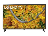 LG 43UP75003LF - 43 Diagonal klasse LED-backlit LCD TV - Smart TV - webOS, ThinQ AI - 4K UHD (2160p) 3840 x 2160 - HDR - Direct LED